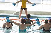 aqua aerobics for fitness
