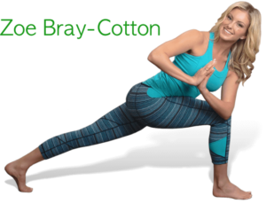 yoga burn booty challenge