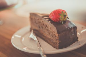 cakes and healthy cakes